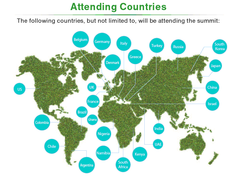 Attending Countries