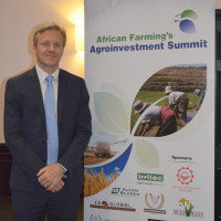 Christopher Isaac, director of Investments & Business Development, AgDevCo